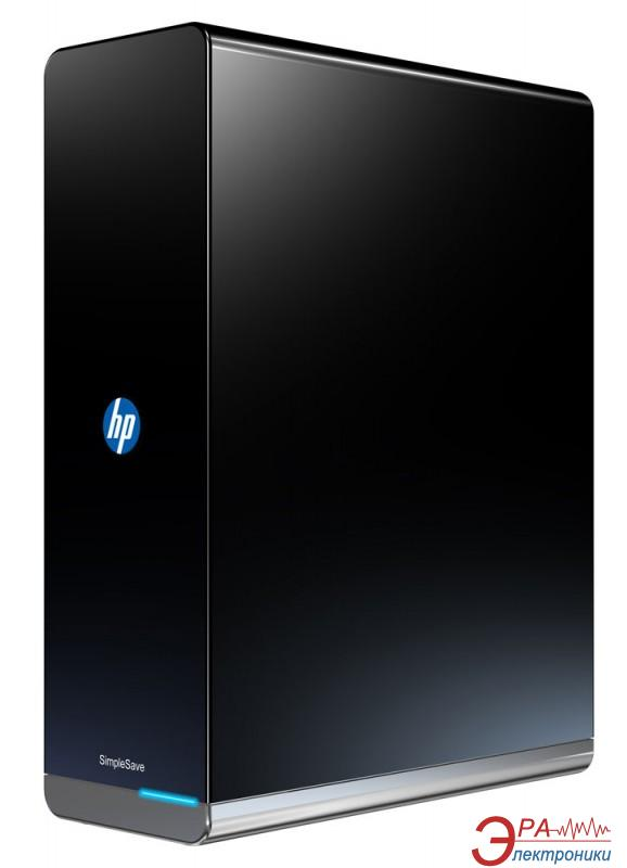 Внешний винчестер HP SimpleSave Desktop (HPBAAD0020HBK-EHSN)