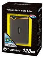 Внешний винчестер Transcend SSD18C3 (TS128GSSD18C3)