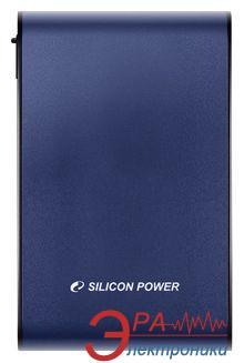 Внешний винчестер 1TB Silicon Power Armor A80 USB 3.0 Blue (SP010TBPHDA80S3B)