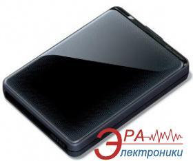 Внешний винчестер Buffalo MiniStation Plus Black (HD-PNT500U3B-RU)