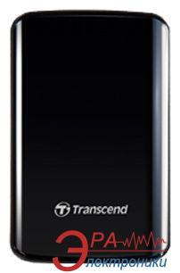 Внешний винчестер 1TB Transcend StoreJet 25D2 Black (TS1TSJ25D2)