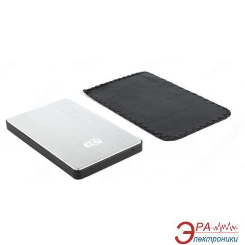 Внешний винчестер 3Q Silver&Black (3QHDD-U223M-SB500)
