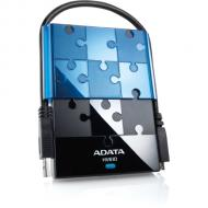 Внешний винчестер A-Data HV610 Black/blue (AHV610-500GU3-CBKBL)