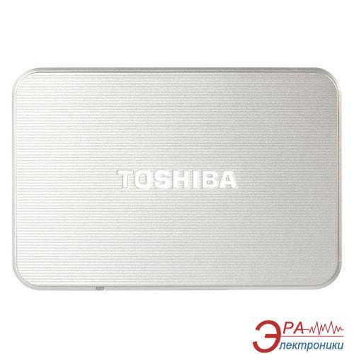 Внешний винчестер Toshiba silver PX1798E-1E0A