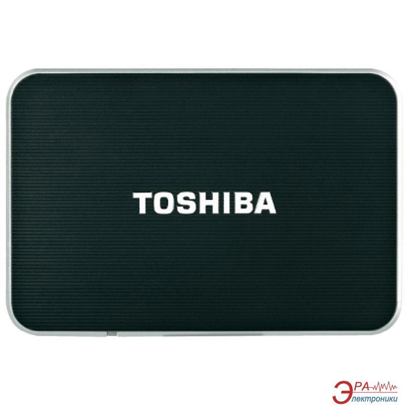 Внешний винчестер Toshiba Stor.E Edition black PX1804E-1J0K