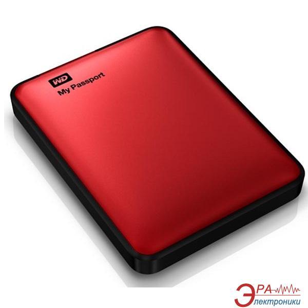 Внешний винчестер WD My Passport Red (WDBY8L0020BRD-EESN)