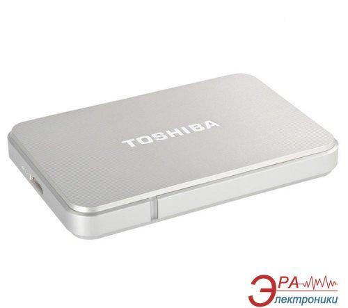Внешний винчестер Toshiba STOR.E Edition Silver Data recovery (PX1801E-1HKA)