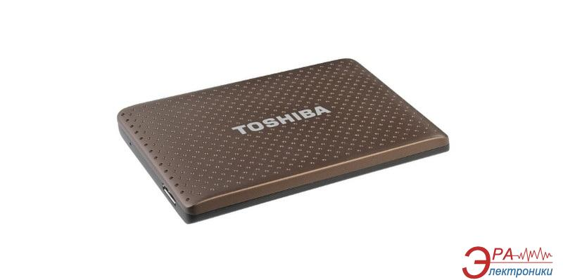 Внешний винчестер Toshiba STOR.E Partner Brown (PA4290E-1HK0)
