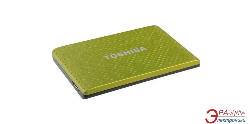 Внешний винчестер Toshiba STOR.E Partner Green (PA4286E-1HK0)