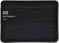Внешний винчестер 1TB WD My Passport Ultra (WDBZFP0010BBK-EESN)