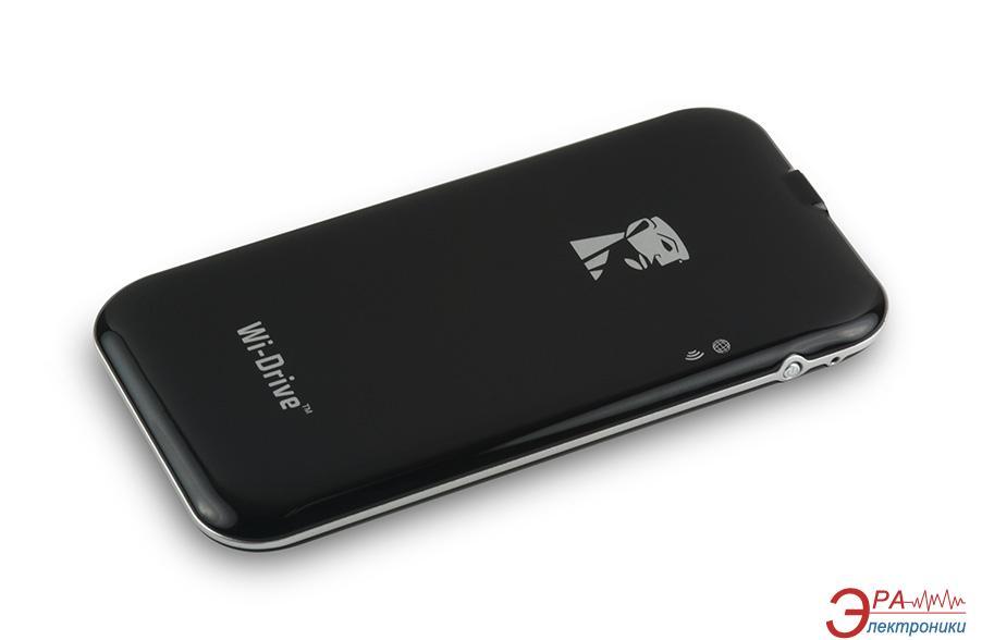 Внешний винчестер Kingston Wi-Drive (Pad_ iPhone 3G/ 3GS/ 4_ iPod touch) (WID/128GB)