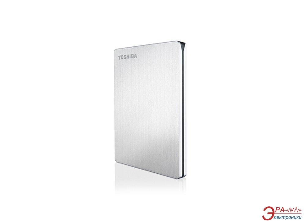 Внешний винчестер 1TB Toshiba STOR.E Slim for Mac (HDTD210ESMEA)