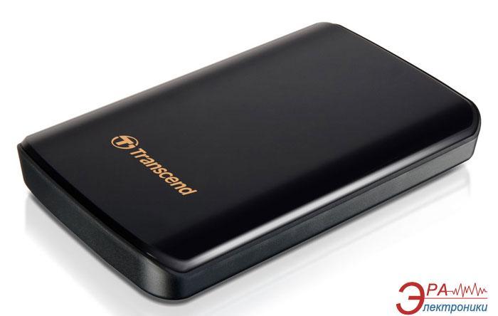 Внешний винчестер 500GB Transcend StoreJet25D3 (TS500GSJ25D3)