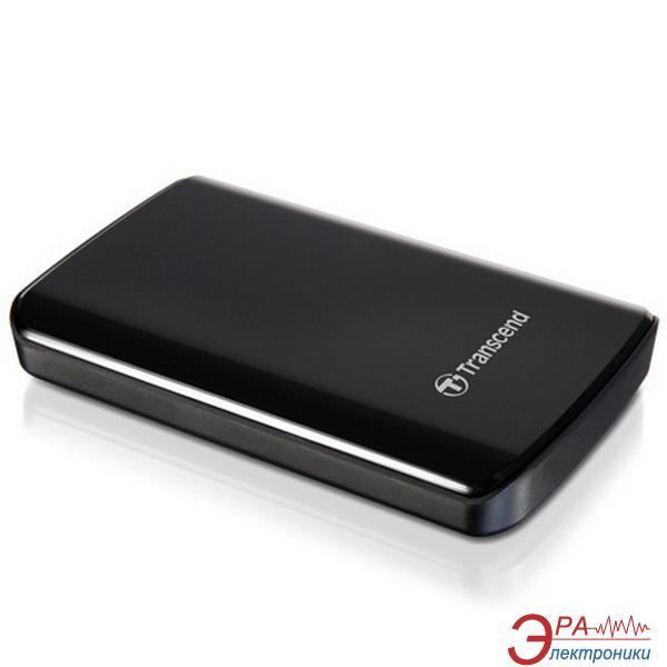 Внешний винчестер 500GB Transcend StoreJet25D2 (TS500GSJ25D2)
