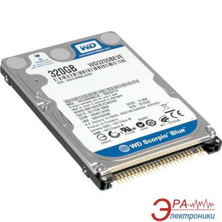 Жесткий диск 160GB WD WD1600BEVE