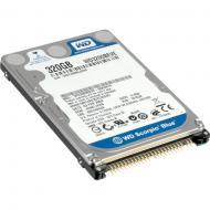 Винчестер для ноутбука IDE WD Scorpio Blue WD1600BEVE