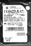 Жесткий диск 320GB Hitachi HTS545032B9A302