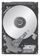 Винчестер для ноутбука SATA II Seagate Momentus XT (ST750LX003)