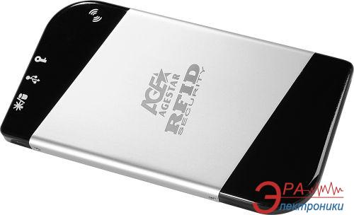 Карман для жесткого диска AgeStar SRB2A Silver
