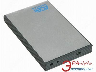 Карман для жесткого диска AgeStar SUB2A3 Silver