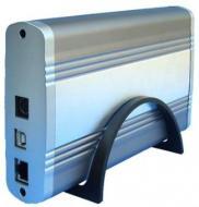 Карман для жесткого диска Gembird (EE3-UNAS) Silver