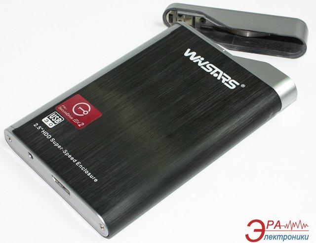 Карман для жесткого диска Winstars WS-UEC232U Black