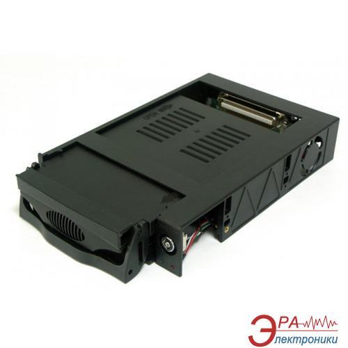 Карман для жесткого диска AgeStar SR3P Black