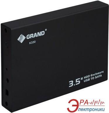 Карман для жесткого диска Grand K330 Black