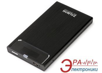 Карман для жесткого диска Zalman ZM-HE130 Black