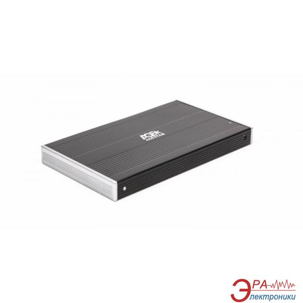 Карман для жесткого диска AgeStar IUB 2S Black