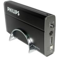 Карман для жесткого диска Philips SDE5170BC Black