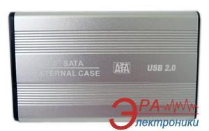 Карман для жесткого диска Lapara LA-HD259 Silver