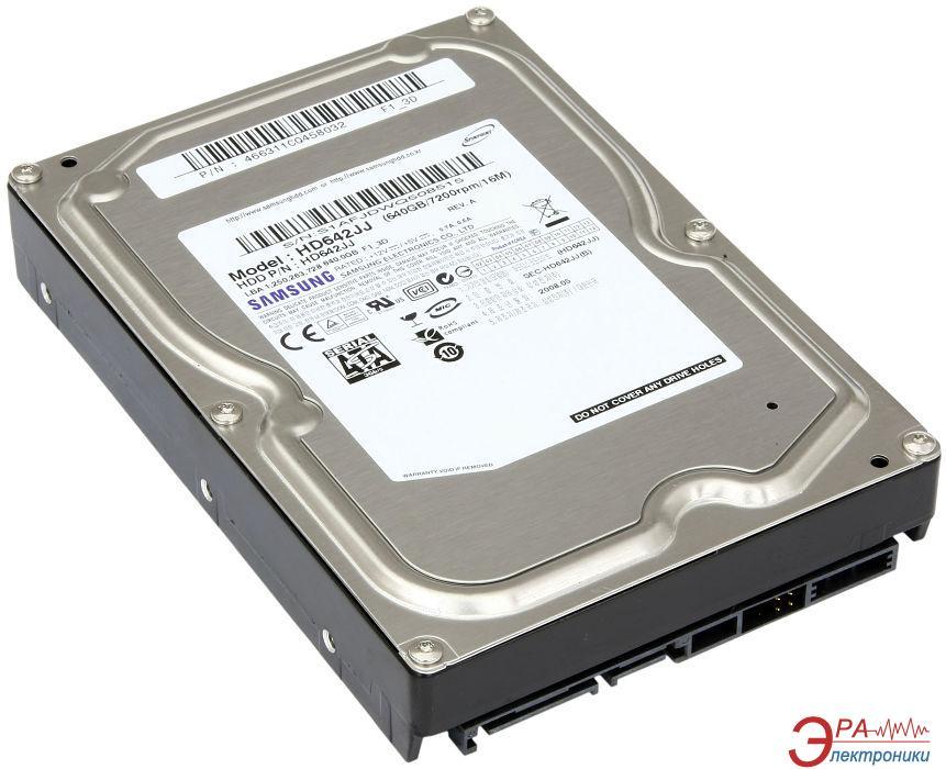 Жесткий диск Samsung SpinPoint F1 HD642JJ