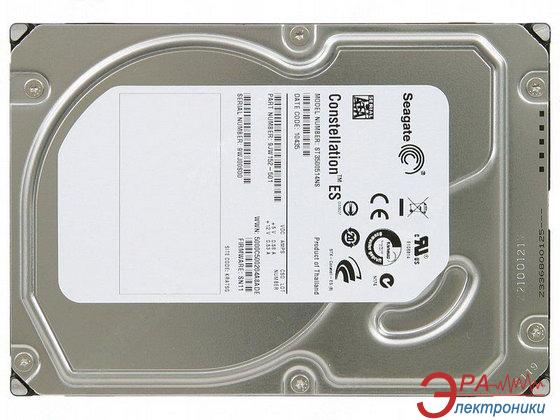 Винчестер для сервера HDD SATA II Seagate Constellation ES (ST3500514NS)