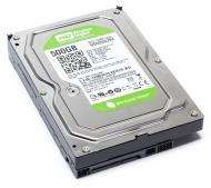 Жесткий диск 500GB WD Caviar Green (WD5000AZRX)
