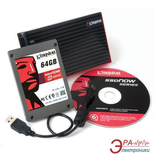 SSD накопитель 64 Гб Kingston V Series (SNV425-S2BN/64GB)