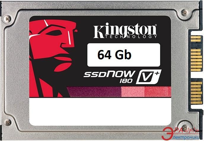SSD накопитель 64 Гб Kingston V+ 180 (SVP180S2/64G)