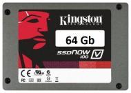 SSD накопитель 64 Гб Kingston V100 (SV100S2/64G)