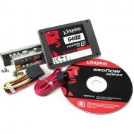 SSD накопитель 64 Гб Kingston V+100  Bundle (SVP100S2B/64G)