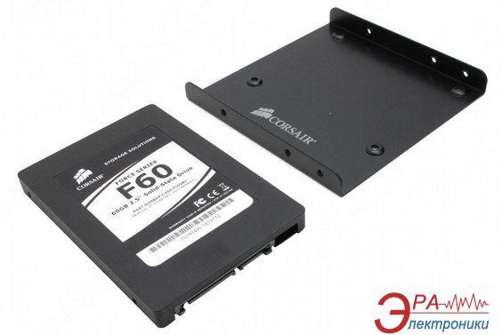 SSD накопитель 60 Гб Corsair Force Series F60 (CSSD-F60GB2-BRKT)