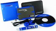 SSD ���������� 120 �� Kingston HyperX (SH100S3B/120G)
