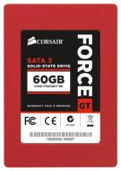 SSD накопитель 60 Гб Corsair GT Force 3 Series™ (CSSD-F60GBGT-BK)