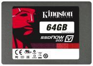 SSD накопитель 64 Гб Kingston V200 (SV200S37A/64G)