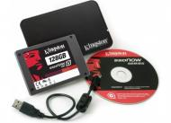 SSD накопитель 128 Гб Kingston SSDNow V100 (SV100S2/128GZ)