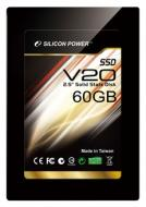 SSD ���������� 60 �� Silicon Power Velox series V20 (SP060GBSSDV20S25)
