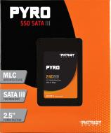 SSD накопитель 120 Гб Patriot Pyro (PP120GS25SSDR)