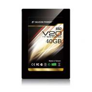 SSD накопитель 40 Гб Silicon Power Velox series V20 (SP040GBSSDV20S25)