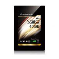 SSD накопитель 40 Гб Silicon Power Velox series V20 (SP040GBSSDV20S25)
