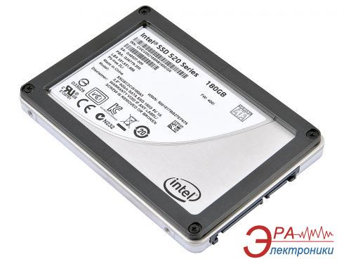 SSD накопитель 180 Гб Intel 520 Series (SSDSC2CW180A310)