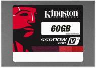 SSD накопитель 60 Гб Kingston V+200 (SVP200S37A/60G)